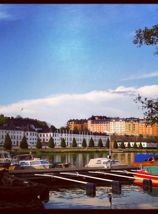 First week 3 Stockholm