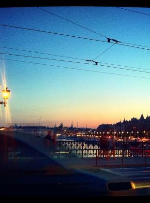 First week 1 Stockholm